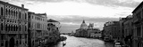 Black & White Venetian Canals I
