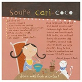 Curry-Coconut Soupe