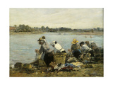 Washerwomen at la Torque