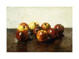 A Still Life of Apples