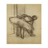 Danseuse Giclée par Edgar Degas
