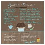 Chocolate-Hazelnut Cupcake