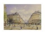 La Rue de la Paix  Paris