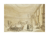 The Library of the Royal Institution  Albemarle Street
