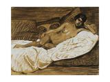 Recliningd Nude
