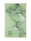 Study of a Dancer