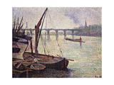 The Thames at Vauxhall Bridge