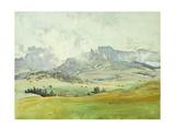 In the Dolomites Giclée par John Singer Sargent