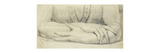 Study of a Woman's Gloved Arms