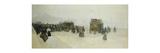 Place de la Concorde et le Palais Bourbon