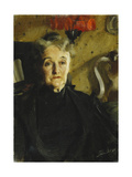 Portrait of Mrs Hallowell