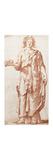 A standing Allegorical Figure
