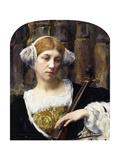 The Celloist; La Femme au Violoncelle