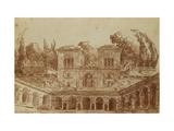 The Villa Farnese  Rome