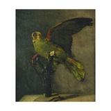 Le perroquet vert Giclée par Vincent Van Gogh