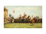 The Grand National Steeplechase: Valentine's Jump