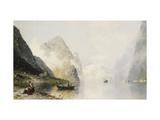 A Fjord Scene