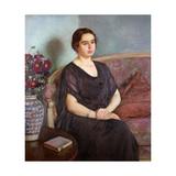 Portrait de Madame Dubois