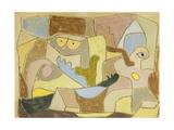 ...True Also for Plants Giclée par Paul Klee