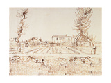 Working the Fields at Arles