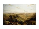 Jerusalem (looking South)