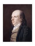 Portrait of John Flaxman  RA