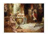 Marie Antoinette's History Lesson