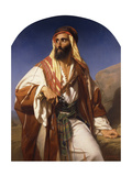 A Bedouin Chieftain
