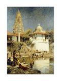 The Ganges at Benares