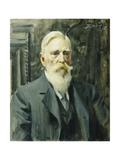 Portrait of Carl Axel Soderlund