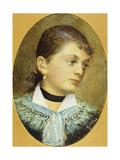 Portrait of Augusta Holzer