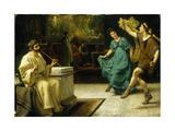 Une Entree de Theatre Roman
