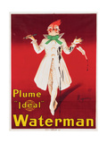 Plume 'Ideal' Waterman