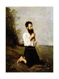 Peasant in Prayer; Paysan en Priere