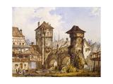 A View of Nurnberg
