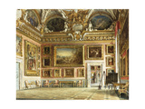 Interiors of the Palazzo Pitti  Florence