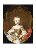 Portrait of the Archduke Joseph  Later Emperor Joseph II of Austria