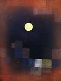 Lever de lune Giclée par Paul Klee