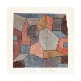 Hauser-Enge Giclée par Paul Klee