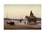 La Place de la Concorde  Paris