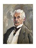 Portrait of Carl Steinbart
