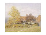 Old Wyldes Farm  Hampstead