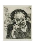 L'Homme a la Pipe: Portrait du Docteur Gachet