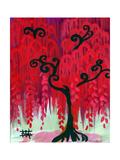 Red Tree I