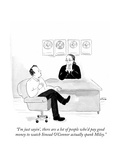 """""""I'm just sayin'  there are a lot of people who'd pay good money to watch…"""" - Cartoon"""