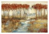 Gracious Landscape Reproduction d'art par Allison Pearce