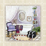 Lavender Scented Bath I