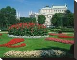 Burgtheater in Vienna  Austria