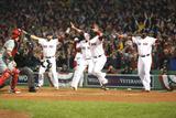 Boston  MA - Oct 30: 2013 World Series Game 6  Red Sox v Cardinals - Jonny Gomes