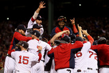 Boston  MA - Oct 30: 2013 World Series Game 6  Red Sox v Cardinals